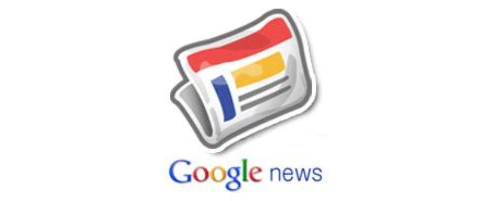 Google testet größere News-Vorschaubilder