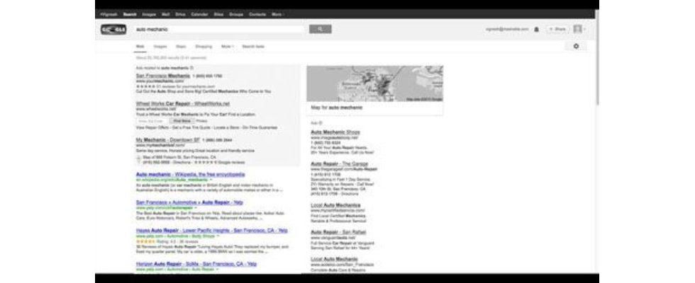 Die Übermacht der Google-Werbung nimmt zu