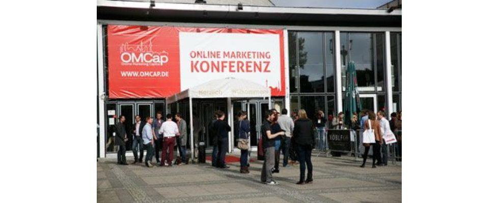 Rund 50 Experten referieren über Online Marketing bei der OMCap-Konferenz