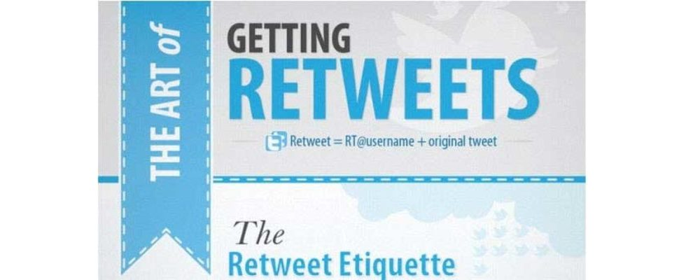 Nie genug Tipps: Mehr Retweets bei Twitter