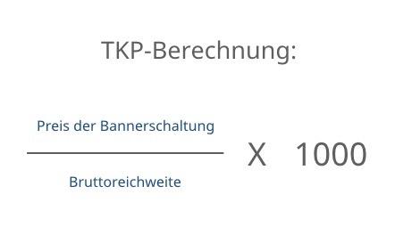 TKP-Berechnung Beispiel