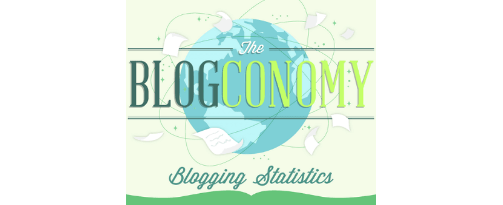 Infografik: Die Blogosphäre im Überblick