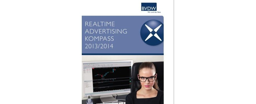 Kostenloser Download: Erster Realtime Advertising Kompass 2013/2014