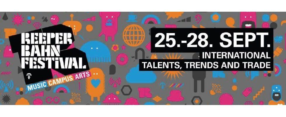 Reeperbahn Festival fördert digitale Kreativwirtschaft