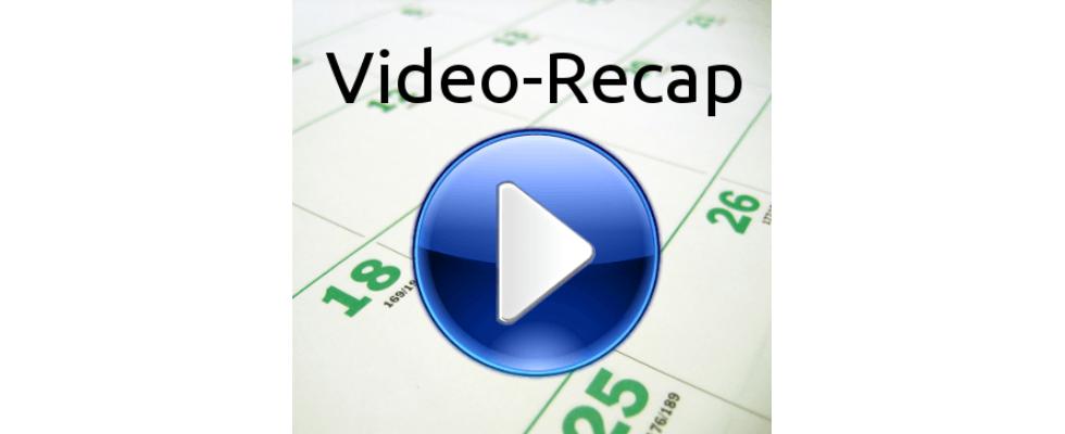Video-Recap: Die Top-Themen der Woche