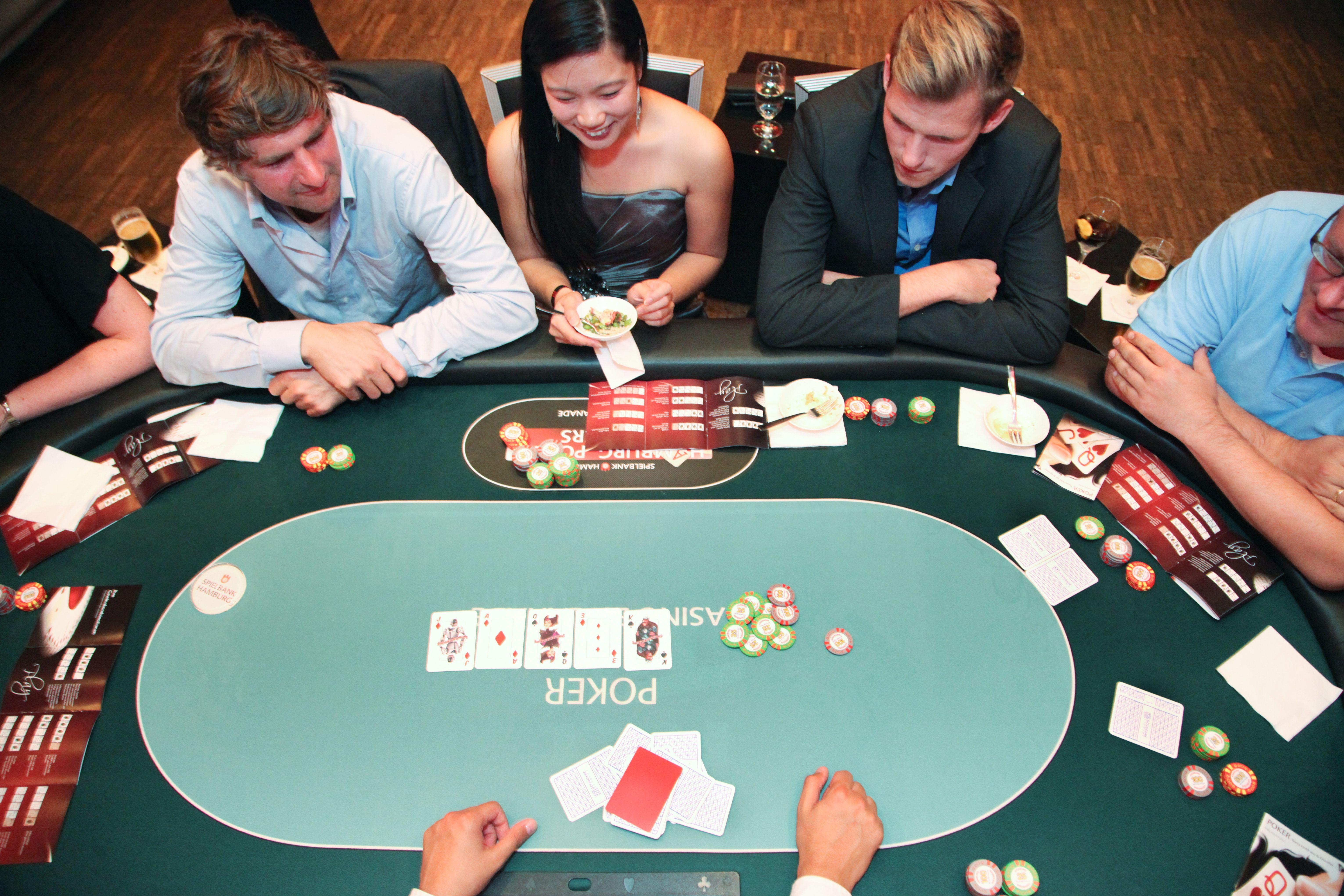 Neuartige Networking Veranstaltung: Die Goodgame-All-In-Pokernight