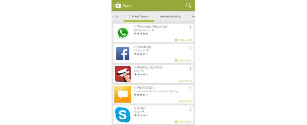 Android vs. Apple: Unterschiede im App Nutzungs- und Installationsverhalten