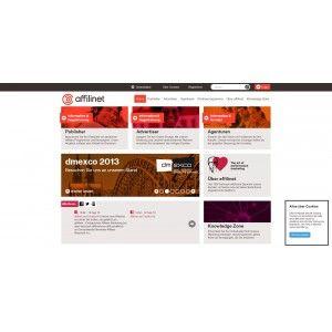 zanox und affilinet stellen zeitgleich neue websiten designs vor. Black Bedroom Furniture Sets. Home Design Ideas
