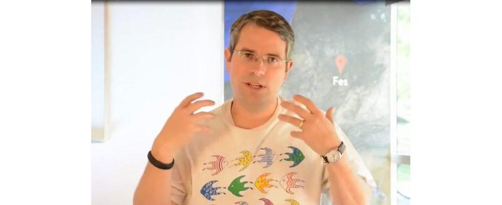 Matt Cutts äußert sich im Video über das Hummingbird Update
