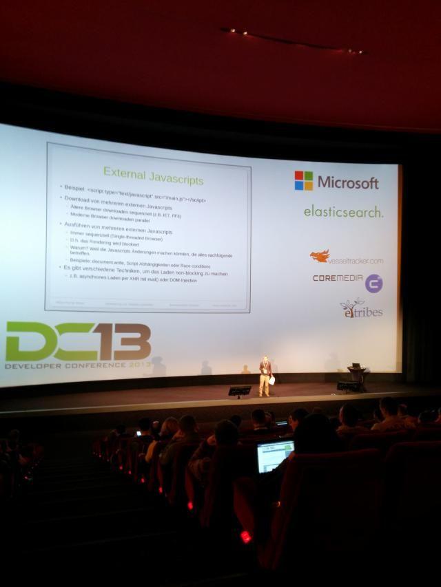 Kino 1 Developer Conference
