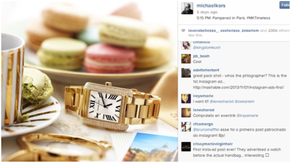michael-kors-pampered-in-paris-instagram-ad