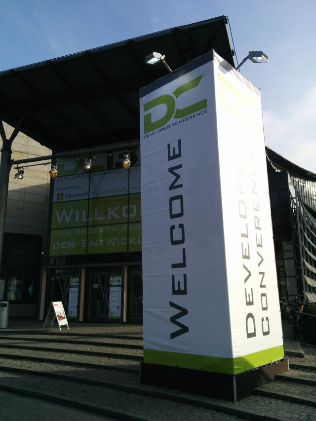 Willkommen Developer Conference