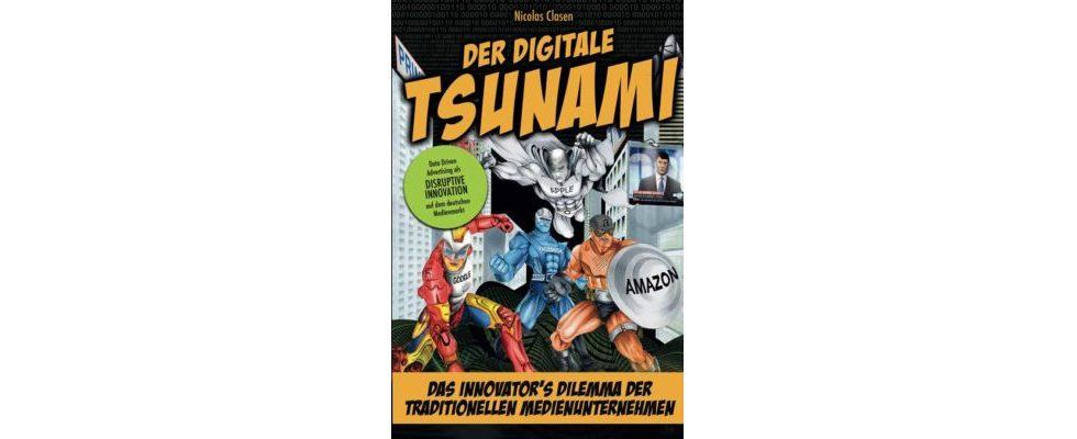 Buchtipp: Der digitale Tsunami von Nicolas Clasen