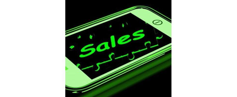 Mobile Commerce – Tablets deutlich vor Smartphones