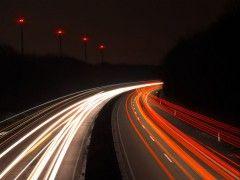 Traffic Autobahn
