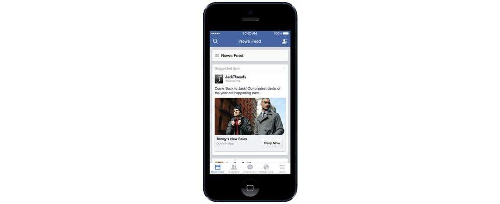 Facebook: Erweiterte Custom Audiences mit CTA Features veröffentlicht