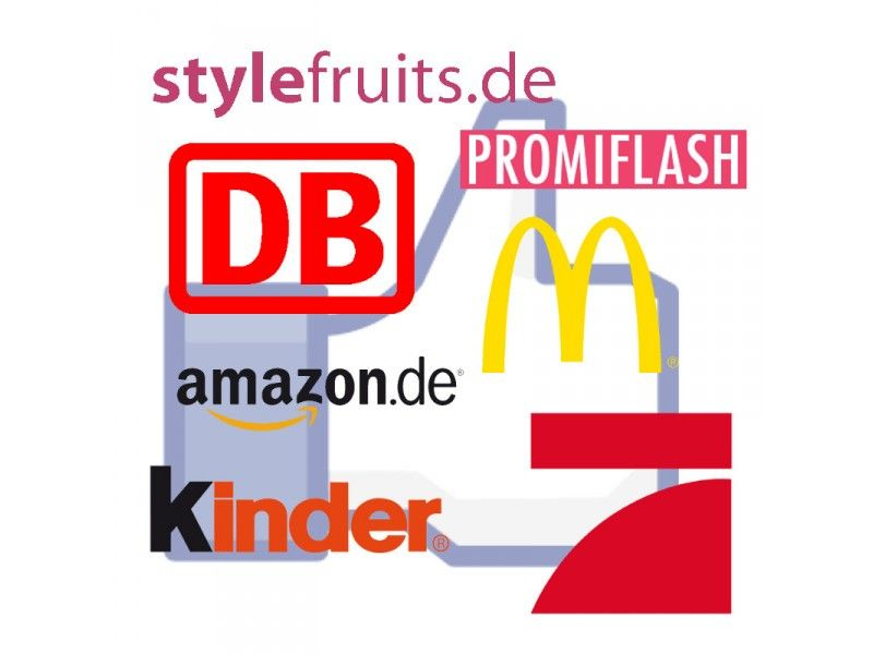 Social media socialbakers ver ffentlicht den local - Stylefruits mobel ...