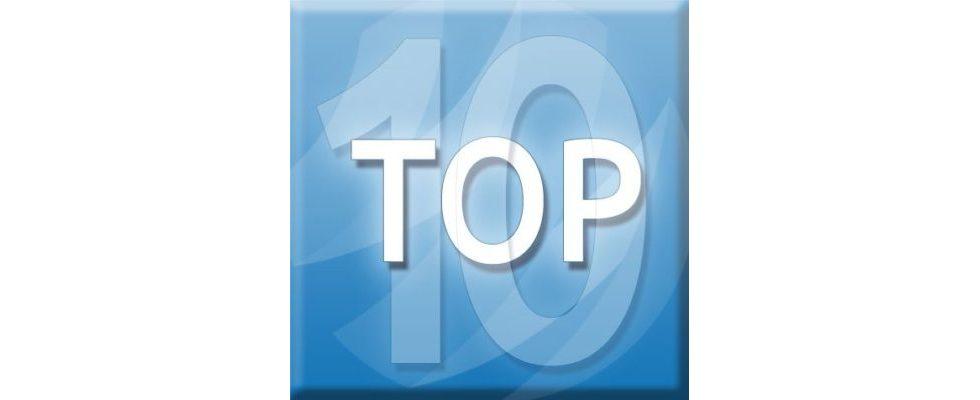 Unsere Top-10-Artikel des Jahres – Die zehn meistgelesenen Artikel des Jahres 2013 auf einen Blick