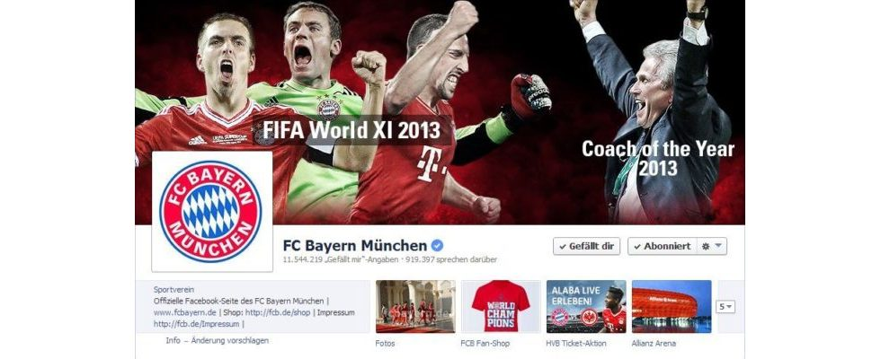 FC Bayern Münchens überragende Social-Media-Strategie: Interview mit dem Director of Digital Media Stefan Mennerich