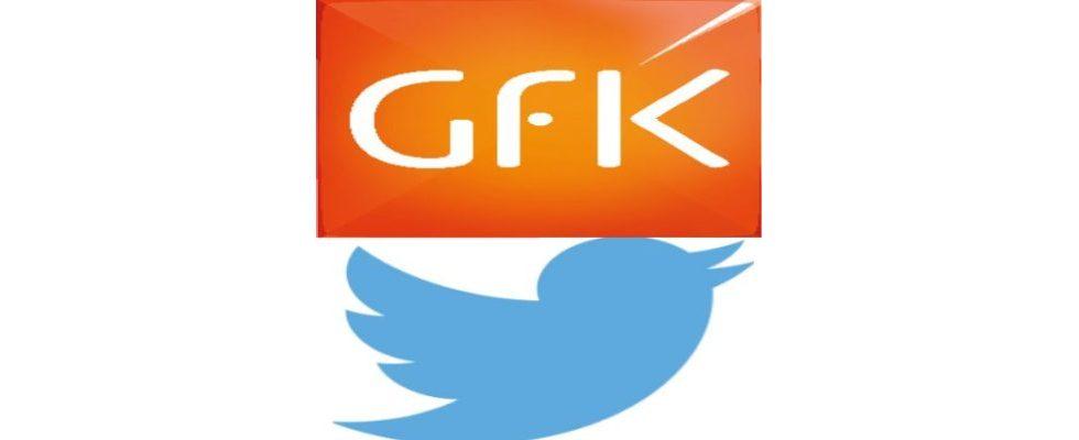 GfK Twitter TV Ratings: Fortan werden alle Tweets im deutschen TV analysiert