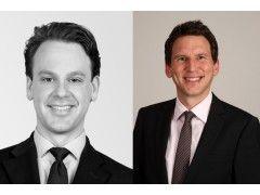 Johannes Baumann und Dr. Ulrich Baumgartner, Rechtsanwalt und Partner von Osborne Clarke
