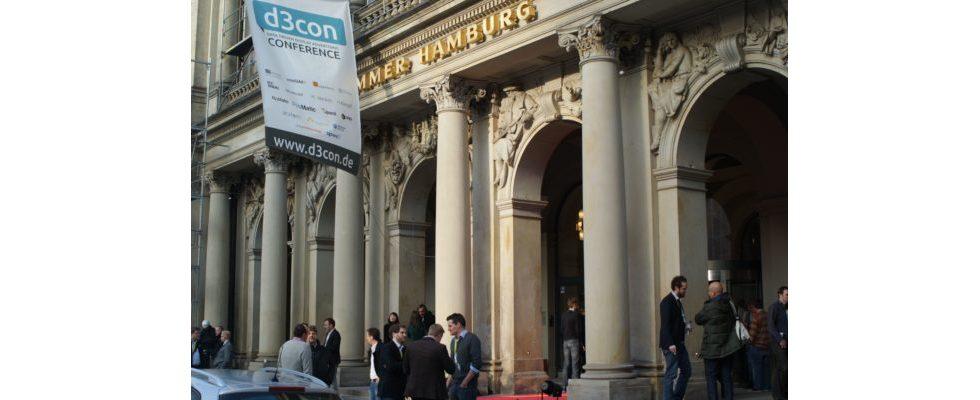 d3con 2014: Die Zukunft des Display Advertising