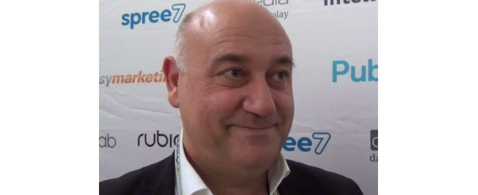 """We want to be the leading Data Provider in Germany"" – Alain Sanjaume, eXelate, im Videointerview"