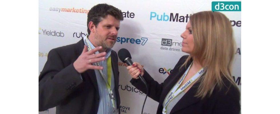 """""""Wir werden zukünftig von Publisher-Seite viel Unterstützung erfahren"""" Eric Hall, PubMatic, im Videointerview"""