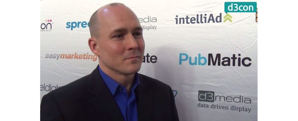 """""""Unser Measure-Tool hat Zugriff auf über 100 Mio. Web Destinations"""" Paco Panconcelli, Quantcast, im Videointerview"""