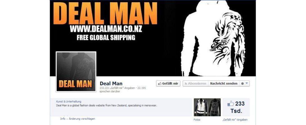 """Ben Cardwells Lebensgeschichte: Mit seinem Facebook-Shop """"Deal Man"""" wurde er zum Millionär"""