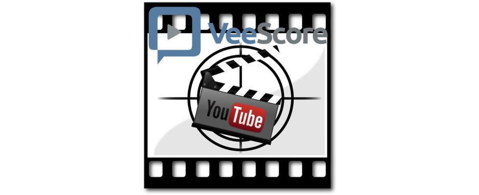 VeeScore: Tool analysiert den YouTube-Hit von morgen und mehr