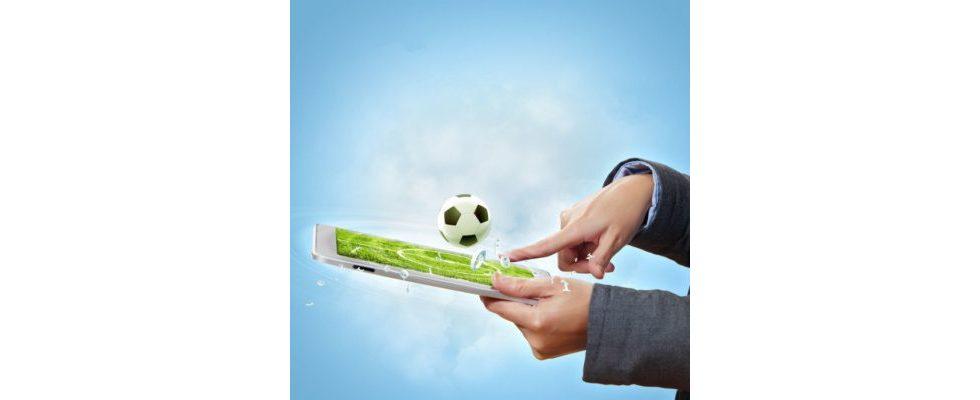 WM 2014: Die digitalen Trends gelten auch für den Fußball