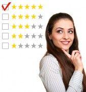 gefälschte kundenbewertungen