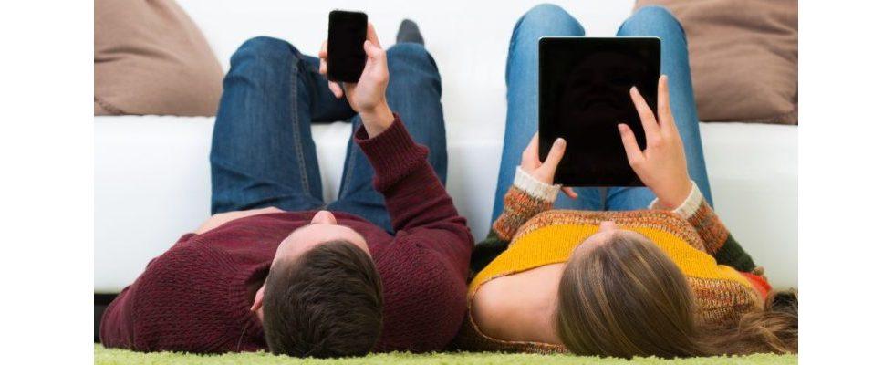 Männer und Frauen: Der große Unterschied in Social Networks