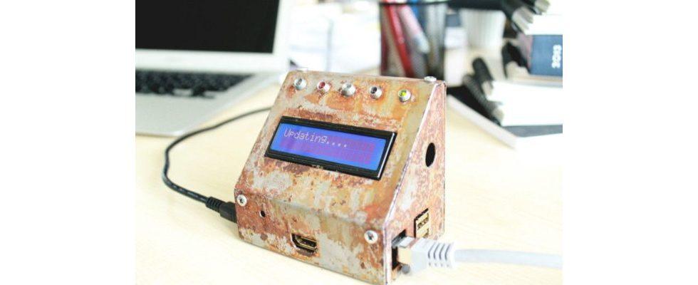 Neues Gadget: Targetometer bietet Targeting zum Anfassen