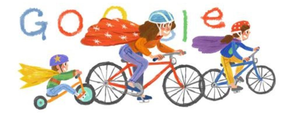 Google Doodle von heute: Muttertag