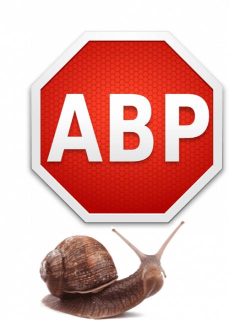 Adblock Plus – ein großer Speicherfresser?