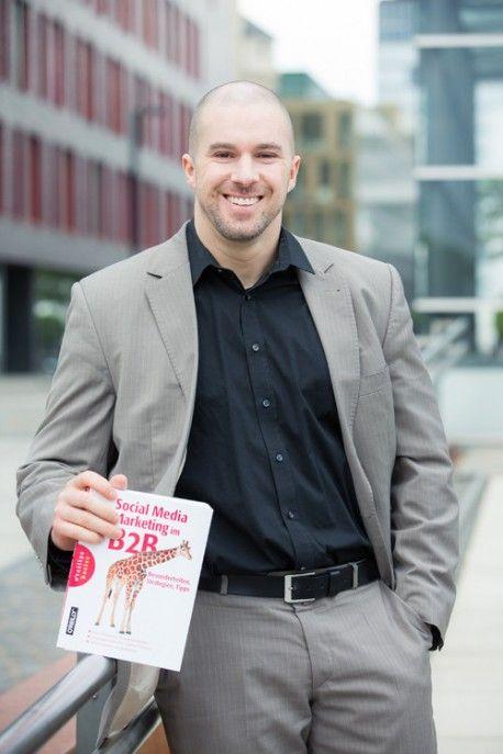 Erstes Buch über B2B Social Media Marketing – Interview mit dem Autor Felix Beilharz inklusive Verlosung
