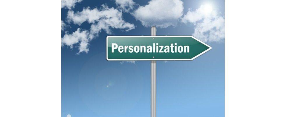 Personalisiertes Online Marketing – acht zukunftsweisende Möglichkeiten