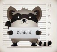 Alles nur geklaut? Unternehmen greifen bei Content im Netz gerne zu. (Foto: © Real Illusion - Fotolia.com)