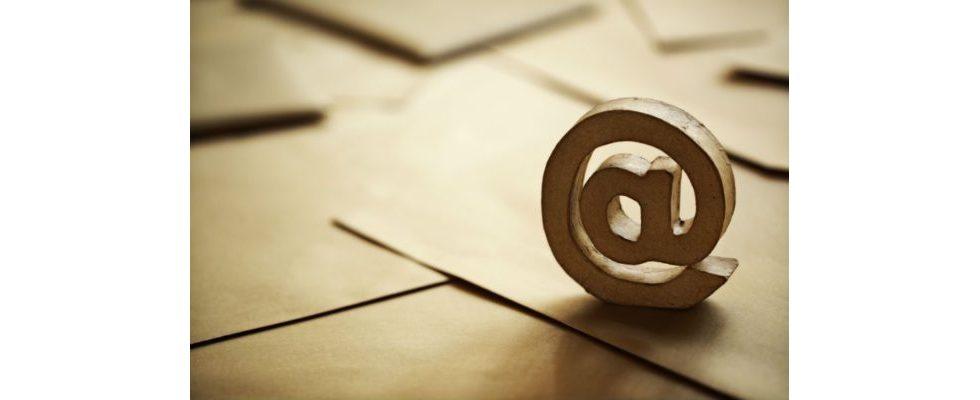 E-Mail: Der überlebende Dino des Marketings