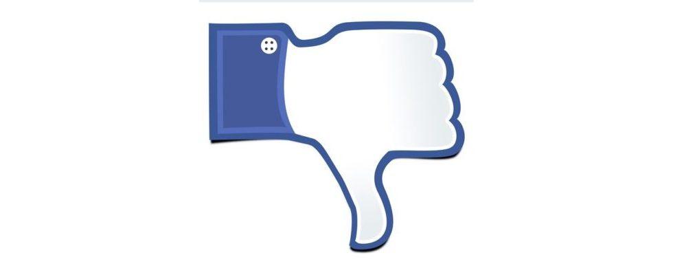 Lieber jetzt als nie aufhören: Facebook Werbung wird immer ineffektiver