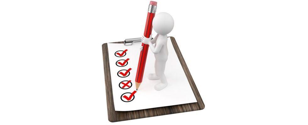 Messung von Erfolgen im Content Marketing in vier Komponenten