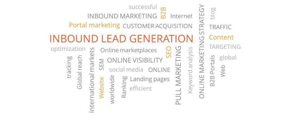 Inbound-Lead-Generierung – erfolgreich zu neuen Geschäftskontakten
