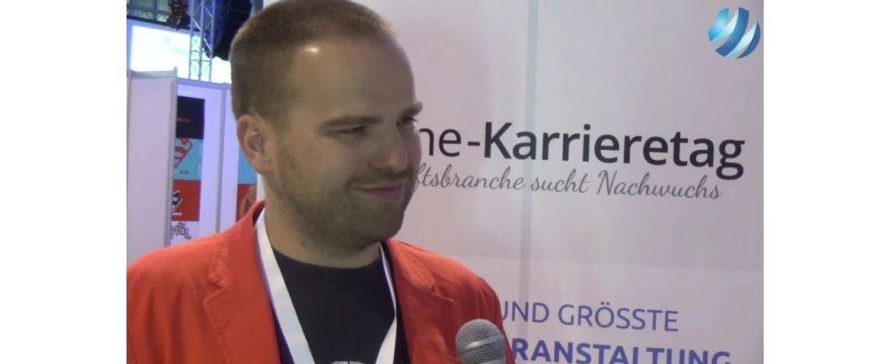 """""""In der Startup-Szene ist Leidenschaft entscheidend"""" – Randolf Jorberg, Advisor, Springlab Ltd., im Videointerview"""
