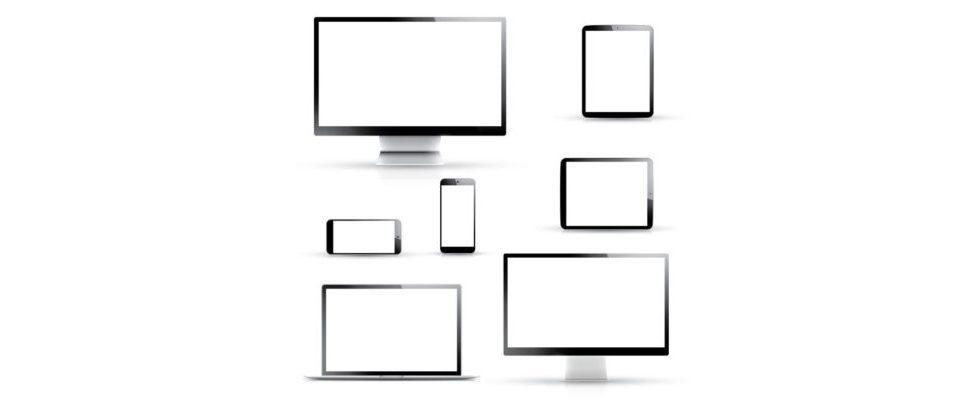 Infografik: Wie du ein Reponsive E-Mail Design erstellst