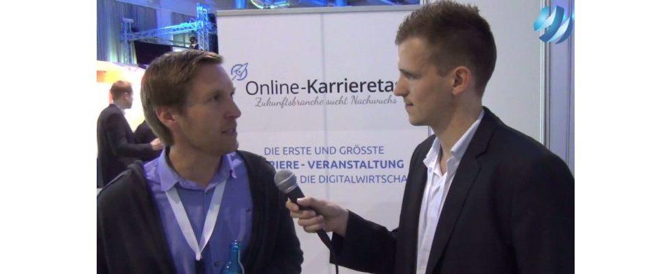 """""""Wir haben immer weiter unsere Grenzen getestet"""" – Tim Schumacher, Gründer von Sedo, im Videointerview"""