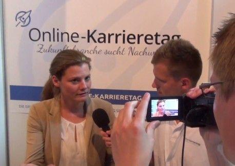 """""""Die Verschmelzung von TV und Online wird immer wichtiger"""" – Carolin Sedlmayr, ProSiebenSat.1, im Videointerview"""