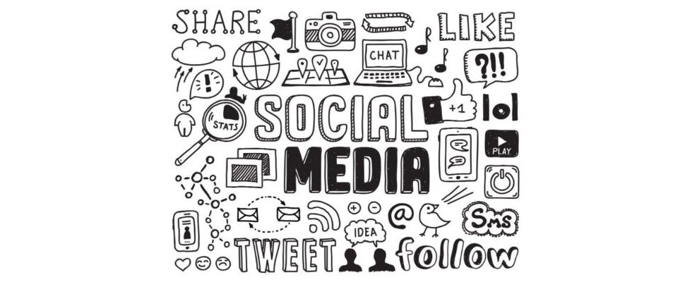 Social Media: Sieben bemerkenswerte Trends