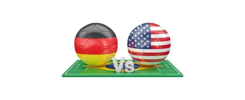 Bei WM-Spielen der Deutschen bricht das E-Commerce-Geschäft komplett ein